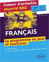 Cahier d'activités Objectif Bac