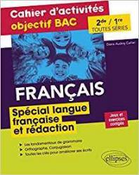 Cahier langue fr